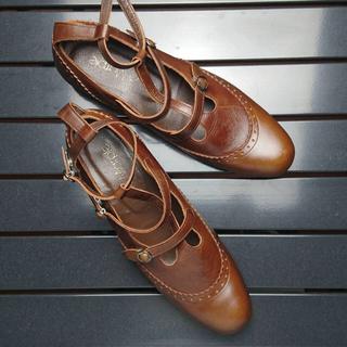 ジェーンマープル(JaneMarple)のJane Marple♪ジェーンマープル♪ストラップシューズ(ローファー/革靴)