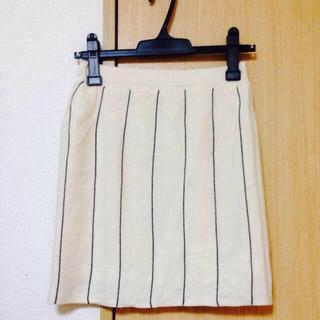 ローリーズファーム(LOWRYS FARM)のローリーズ ニットタイトスカート(ミニスカート)