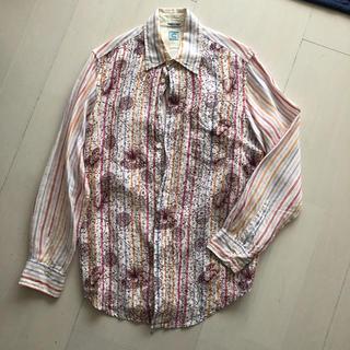 Italy製 ナラカミーチェ メンズシャツ