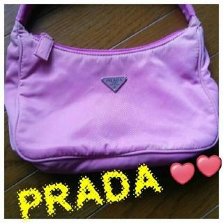 プラダ(PRADA)の✨3連休限定大特価❣❣❤✨【正規レア】PRADA❤テスートアクセサリーバッグ(ショルダーバッグ)