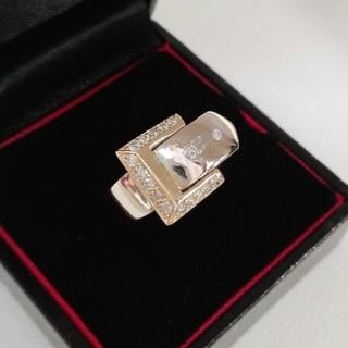 ホワイト様専用(^o^)❤K18YG/WG ♦ダイヤ♦パールリングおまとめページ(リング(指輪))