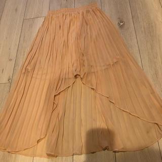 バイバイ(ByeBye)のマーメイドスカート(ロングスカート)