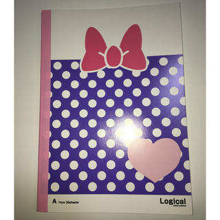 ディズニー Logical ノート デイジー
