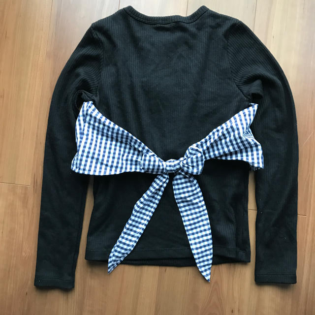 GU(ジーユー)のGU キャミソール付きカットソー レディースのトップス(Tシャツ(長袖/七分))の商品写真