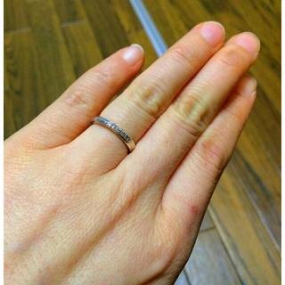 ヨンドシー(4℃)の【4℃】シルバーリング#6(リング(指輪))