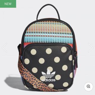 アディダス(adidas)のadidas BACKPACK MINI バックパックミニ リュックサック(リュック/バックパック)