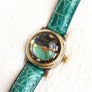 リトモラティーノ(Ritmo Latino)の電池交換込み☆ リトモラティーノ イタリア製 腕時計(腕時計)