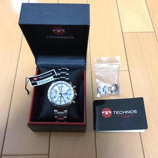 テクノス(TECHNOS)の売り切れ!!!美品♡テクノス♡腕時計♡ユニセックス(腕時計)