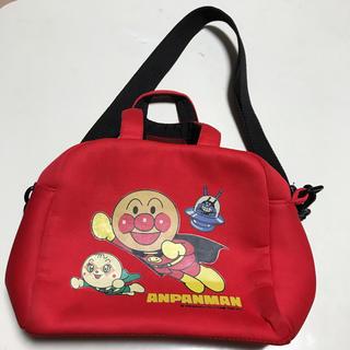 アンパンマン(アンパンマン)のアンパンマン かばん 2way 手提げ、肩掛け(ショルダーバッグ)