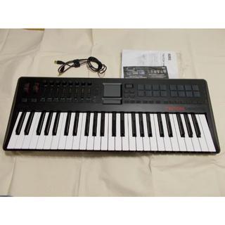 コルグ(KORG)のKORG USB MIDIキーボード TRITON taktile-49(MIDIコントローラー)