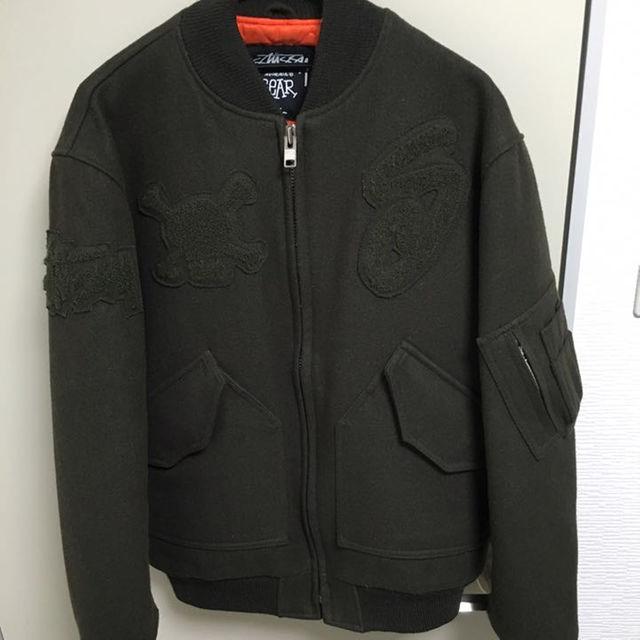 STUSSY(ステューシー)のステューシー ブルゾン メンズのジャケット/アウター(フライトジャケット)の商品写真