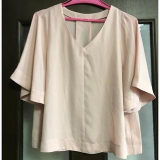 ジーユー(GU)のGU/ブラウス(シャツ/ブラウス(半袖/袖なし))
