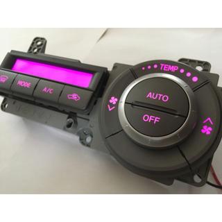 ダイハツ(ダイハツ)のL375/385 タント/タントカスタム エアコンパネルLED交換手順書+LED(車内アクセサリ)