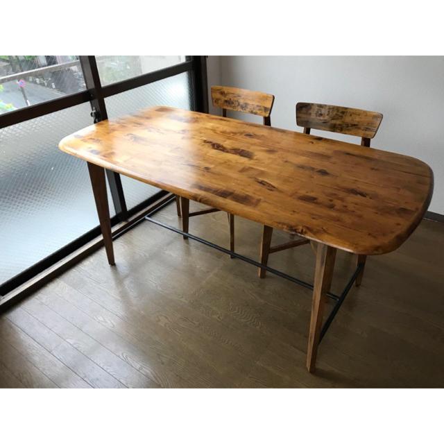 ACTUS(アクタス)の専用ページ インテリア/住まい/日用品の机/テーブル(ダイニングテーブル)の商品写真