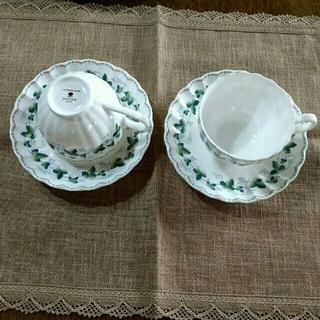 ニッコー(NIKKO)のペアー コーヒーカップ&ソーサー セール(グラス/カップ)