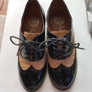 ジェフリーキャンベル(JEFFREY CAMPBELL)のジェフリーキャンベル☆オックスフォード(ローファー/革靴)