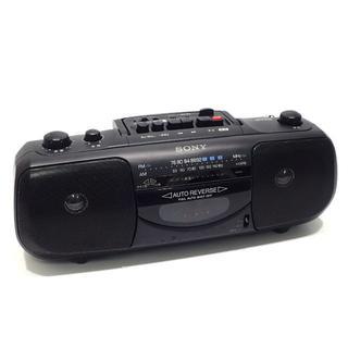 ソニー(SONY)のC274 中古 ソニー SONY ラジカセ CFS-E16 作動確認済み(ラジオ)