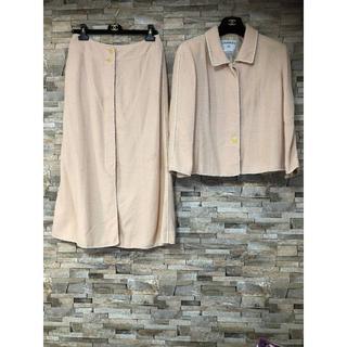 シャネル(CHANEL)のCHANEL シャネル セットアップ ジャケット&スカート 99P 42サイズ (スーツ)