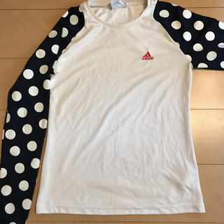 アディダス(adidas)のアディダス トップス(Tシャツ(長袖/七分))