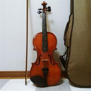 【高級ヨーロッパ材】ルドルフフィドラー GOF 3/4 バイオリン 2001(ヴァイオリン)