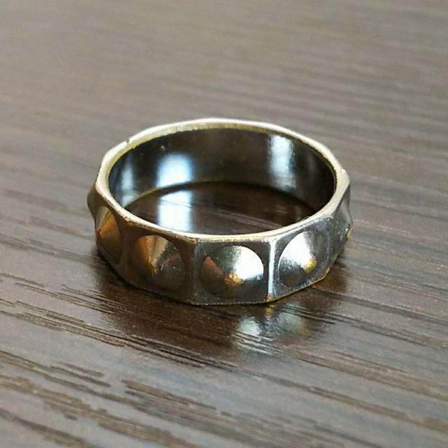 リング トゲトゲ メンズのアクセサリー(リング(指輪))の商品写真