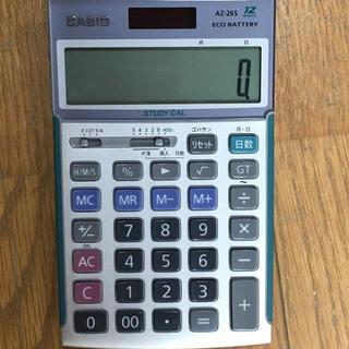 カシオ(CASIO)のCASIO 電卓 簿記 ビジネス (オフィス用品一般)