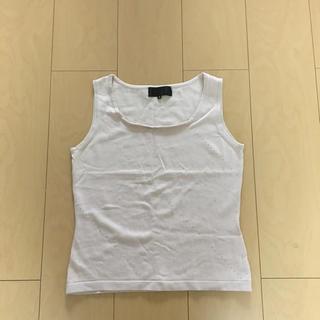 アンタイトル(UNTITLED)のタンクトップ  UNTITLED(Tシャツ(半袖/袖なし))