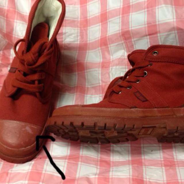 PINK HOUSE(ピンクハウス)のピンクハウスのスニーカー✨ レディースの靴/シューズ(ブーツ)の商品写真