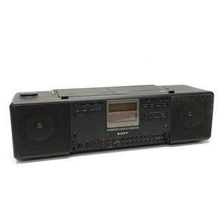 ソニー(SONY)のC279 中古 ソニー SONY CFD-K10 ラジカセ ジャンク(ラジオ)