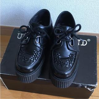 アンダーグラウンド(UNDERGROUND)のUNDERGROUND®︎ダブルクリーパー(ローファー/革靴)