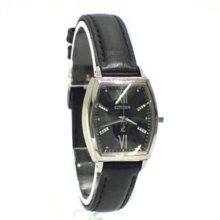 C281 シチズン CITIZEN Xc クロスシー H030-T016014(腕時計)