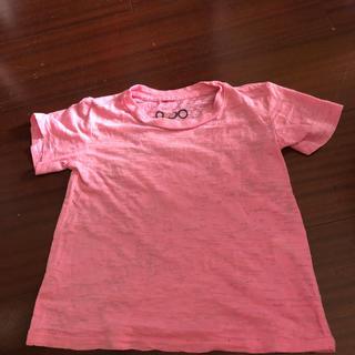 ロンハーマン(Ron Herman)の8100 ピンクTシャツ 四歳くらい用(Tシャツ/カットソー)