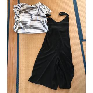 シマムラ(しまむら)のTシャツとのセット(その他)