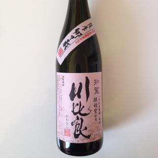 【生産終了品】芋焼酎 川比良 頴娃紫(720ml)(焼酎)