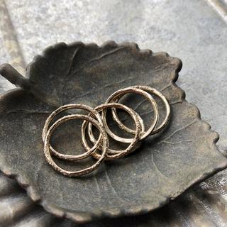 イオッセリアーニ(IOSSELLIANI)のイオッセリアーニ Classic Collection Sabbia 6連リング(リング(指輪))