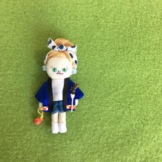 ドールチャーム まつりちゃん(チャーム)