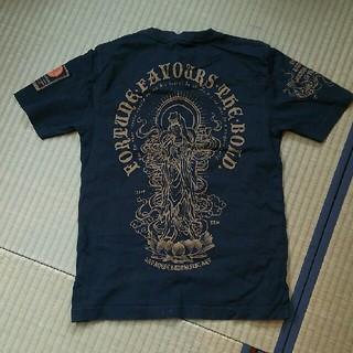 バクレツランマンムスメ(BAKURETU-RANMAN-MUSUME(B-R-M))の爆裂爛漫娘 観音様 Tシャツ(Tシャツ/カットソー(半袖/袖なし))