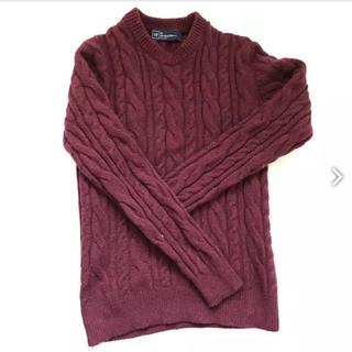 ギャップ(GAP)のケーブル編みセーター(ニット/セーター)