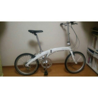 ダホン(DAHON)の⬛komachi様専用■超美品■DAHON MU P8(自転車本体)