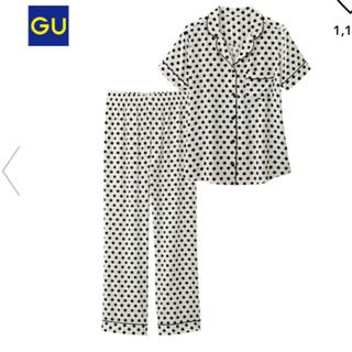 ジーユー(GU)のGU  ドットパジャマ(パジャマ)