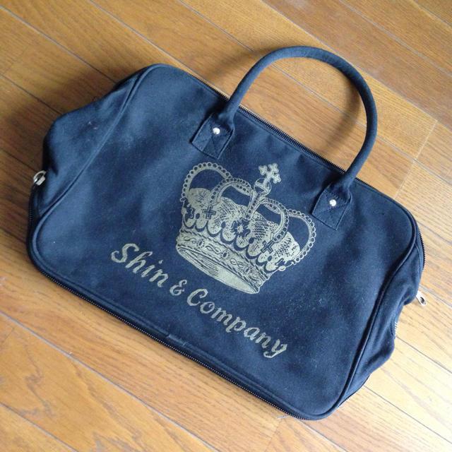 SHIN&COMPANY(シンアンドカンパニー)のVisual系 カバン レディースのバッグ(トートバッグ)の商品写真