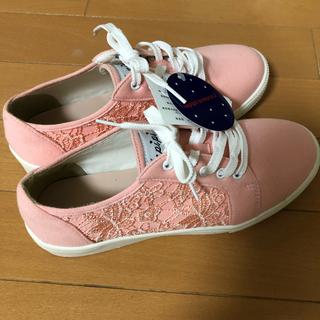 レピピアルマリオ(repipi armario)のレピピアルマリオ  靴 Mサイズ 23 23.5 新品 タグ付き(スニーカー)