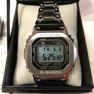 ジーショック(G-SHOCK)の専用 g-shock gmw-B5000-D-1JF 35周年モデル(腕時計(デジタル))