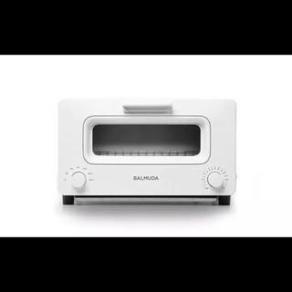 バルミューダ(BALMUDA)の値下げ★バルミュートースター 新品 未開封 ホワイト(調理機器)