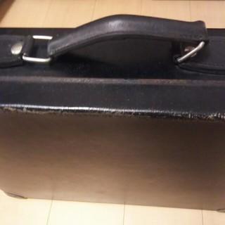グローブトロッター(GLOBE-TROTTER)のグローブトロッター アタッシュケース ブラック(ビジネスバッグ)