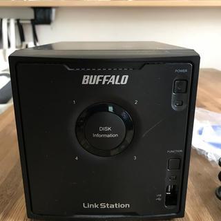 BUFFALO LinkStation LS-QLシリーズ(PC周辺機器)