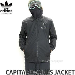 アディダス(adidas)のadidas capita コラボ コーチジャケット アディダス スノーボード(ウエア/装備)