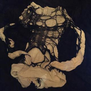 アリスアウアア(alice auaa)のalice auaa 蜘蛛の巣カットソー(カットソー(長袖/七分))