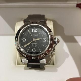 outlet store 5d102 40f11 社外品 腕時計バンド [パシャ] 適用: カルティエ (尾錠) 革 ...