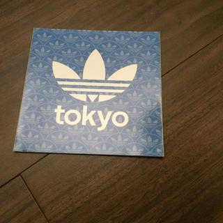 アディダス(adidas)のAdidas tokyo ステッカー(シール)